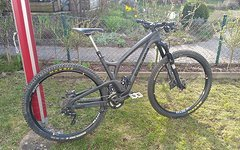 "Evil Bikes the Following Carbon 29"" 120mm Modell 2015  ""M"""