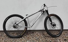 Cannondale Chase 1 Lefty Jake Gr. L Rolling Chassis inkl. Scheibenbremsen