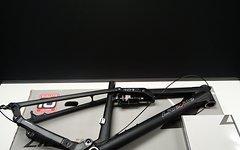 Liteville 101M MK1 120mm Rahmen-Kit black anodized NEU