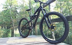 Specialized Enduro 29 Sworks, Pike, Cane Creeck, Dt Swiss Rolling Chassis / muss weg