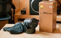 Nikon Nikkor AF-S 17-55/2.8 G IF ED