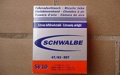"Schwalbe SV10 Butyl Schlauch 24"" x 1.5-2.5""  frz. Ventil 40mm"