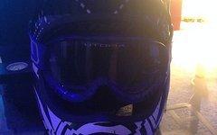 O'Neal Backflip Fullfacehelm+Utopia Goggle