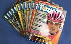 Tour rennrad magazin jahrgang 2006 komplett 12 hefte top zustand