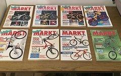 Bike markt und TOUR Rennrad Markt ab 1993