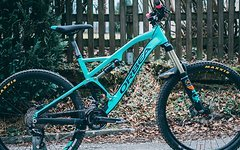 Orbea Rallon X30 Enduro/All-Mountain Shimano XT/ Fox / Größe M