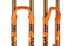 "Fox Racing Shox 36 Float 27.5"" HSC/LSC FIT Factory Shiny Orange TEAM Limited Federgabel 180 mm Modell 2018"