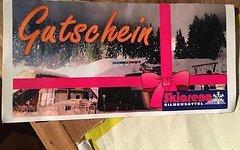 Gutschein für 2 Tage im Bikepark Steinach in der Skiarena Silbersattel