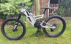 Lmxbike LMX 81Freeride MTB