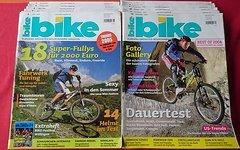 Delius Klasing Verlag Bike-Magazin 1-12 2004