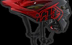 Troy Lee Designs A2 HELM M/L (MIPS) STARBURST RED
