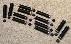 Grade5 2.0 schwarz, rot, blau, grün, gold, purple *NEU*