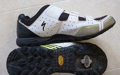 Specialized Rime MTB-Schuh mit Klick Größe 47 (entspricht Größe 46, fällt eine Nummer kleiner aus)