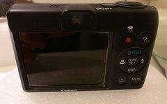 Canon PowerShot A1300 Digitalkamera (16 Megapixel, 5-fach opt. Zoom, 6,9 cm (2,7 Zoll) Display, DIGIC 4 mit iSAPS)