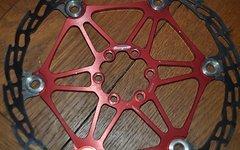 Hope Bremsscheiben 200mm Rot