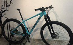 Santa Cruz Highball CC - Chris King - Syntace - Sram XX1 - RS1 - UVP 8499€ - 8,93kg