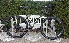 Olympia Iron Horse Niner XTR Di2 L Carbon