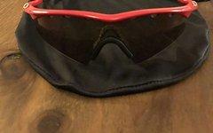 Oakley Usa M-Frame Pro Rot mit dunklem Glas TOP! ++++