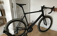 Canyon ULTIMATE CF SLX 9.0 SL - Zipp 404 -XL
