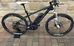 Ghost Terru 9 E-Bike Carbon