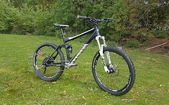 Canyon Nerve AM + L + 150mm Fox 32 Talas + 1x10 Shimano SLX Shadow+