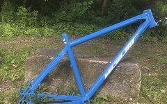 """Nicolai Argon AM - sky blue - 27,5"""" / 650B - Allmountain / Enduro / Freeride Hardtail - L-XL"""