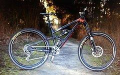 Focus SAM 1.0 Trail Team 2015 Mountainbike Enduro 27,5 Gr M