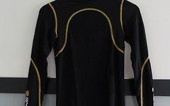 Skins Langarm Kompressions Shirt Damen S