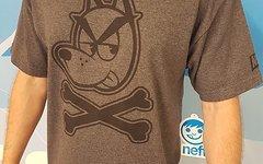 """Neff """"Micro Bones"""" T-Shirt Gr. L"""