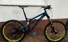 "Dartmoor Wish 2016 Freeride Enduro Bike 26"" / 27,5"" Gr. L Rock Shox Lyrik Monarch"