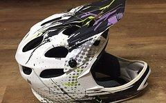 Specialized Deviant II Fullfacehelm Helm Gr. M