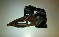 SRAM X9 2x10 S3 Umwerfer low direct mount