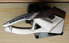 SRAM X0 2x10 Umwerfer NEU OVP