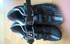 Bontrager Race Road WSD Frauen Rennradschuhe Größe 39