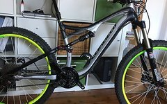 Specialized Stumpjumper FSR Comp Evo Custom 26 Gr.M