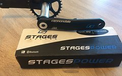 Cannondale Stages Powermeter Cannondale Si HG 175 kompatibel Race Face Cinch