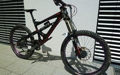 Bergamont Straitline MGN Custom II Downhillbike DH Downhill Bike