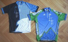 "Gigante / Texi Finisher-Trikot ""Stelvio Bike Day"" 2006 und 2012"