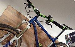 "NS Bikes Eccentric Cromo 29"" Hardtail Trail 2017"