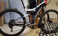 Cannondale Scalpel 2 Carbon Hi-Mod 29 Gr. M 2014
