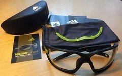 "Adidas Evil Eye Evo Pro (L) ""black matt-glow / vario"""