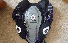 661 SixSixOne Evo pressure suit M