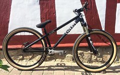 Green Bicycles Scope Custom M