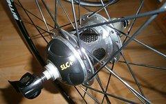 American Classic&cycleops Light-Laufradsatz&Wattmeßnabe Powertap SLC+