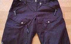 Platzangst Black Jack Damen Shorts Gr. S