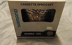 Shimano CS-HG50 9-Fach Kassette
