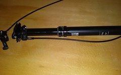 Rock Shox Reverb 100 Sattelstütze 30,9 x 355mm MMX rechts schwarz