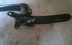 Shimano XT 180mm 2-fach