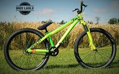 NS Bikes Decade Custom Dirt/Street Bike