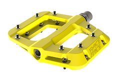 Race Face Chester Composite Flatpedal yellow